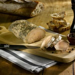 Foie gras poivre H-01