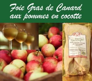 Recette Foie Gras Canard Pommes Cocotte